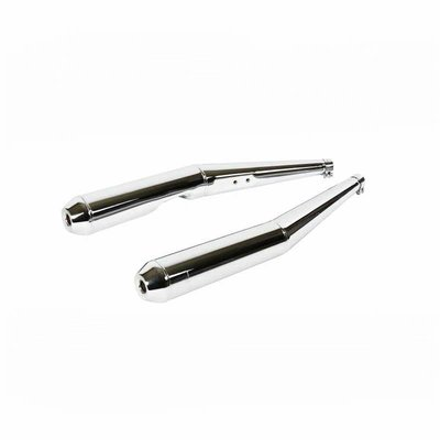 Set of silencers for BMW R 45 and R 65 models