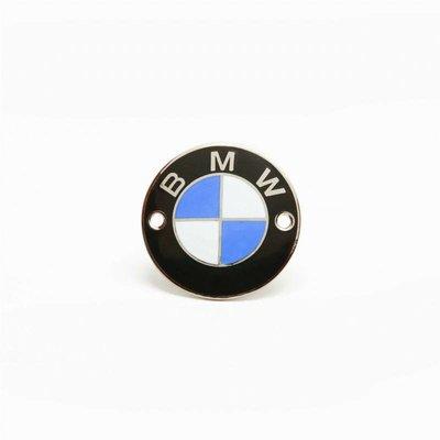 Emblem BMW 70mm, /5 models, enameled, screw fastening