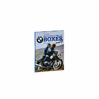 Book ''BMW Boxer starting from /5''-volume 1-in english
