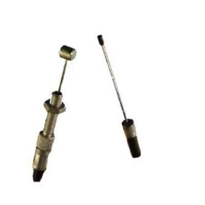 Gaszug links für 26mm und 32mm Vergaser für BMW R 65, R 80 Monolever Modelle ab 1985 mit Lenker flach