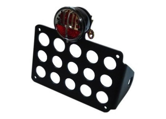 Side Mount with LED STOP-light