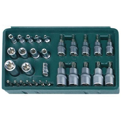 Mannesmann Torx set 29 pieces