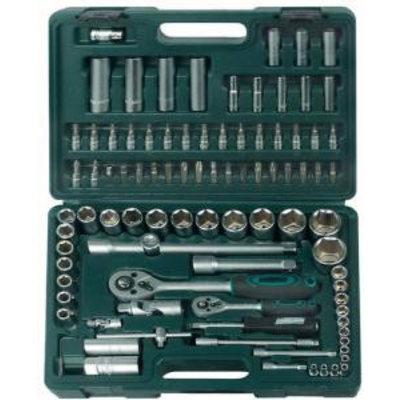 """Mannesmann Kit clé à cliquets à LED 1/4 + 1/2 """""""