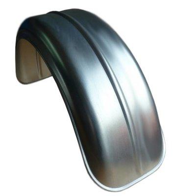 Rib flat fender Galvanized Steel 180MM