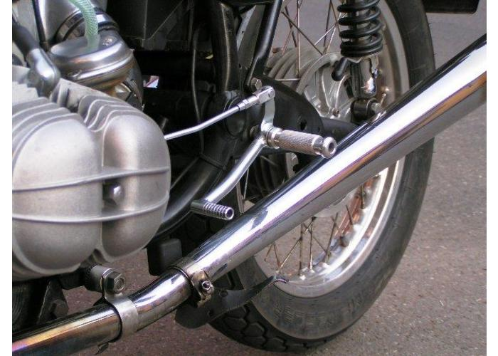 Rearset BMW for R90S R100S R100RS
