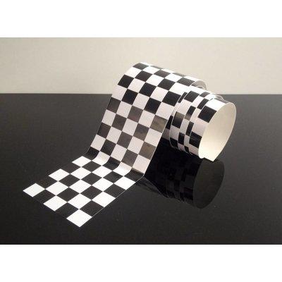 Raceflag Sticker 1 Mtr