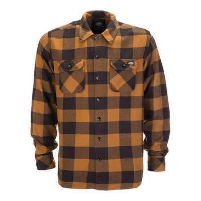 Dickies Sacramento Shirt - Brown Duck