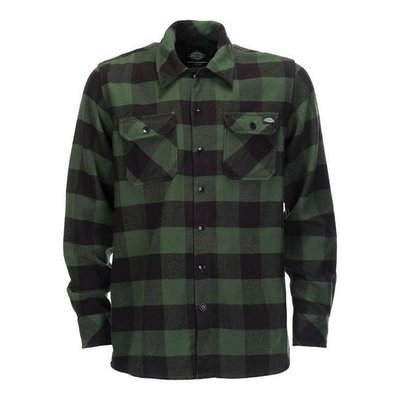 Dickies Sacramento Shirt - Pine Green
