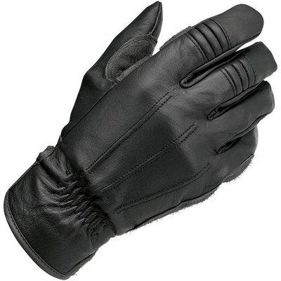 Biltwell Work Handschuhe - Schwarz