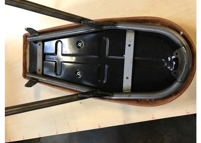 BMW R-series Brat Subframe Uncoated Chromoly