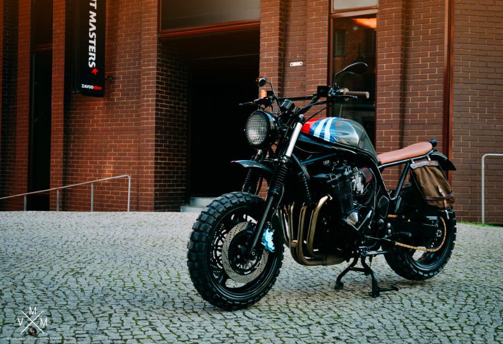Sold Suzuki Bandit Gsx1200 Scrambler Caferacerwebshop Com