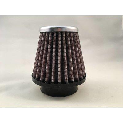 DNA Filtre conique avec sommet en aluminium 51MM XRV-5100