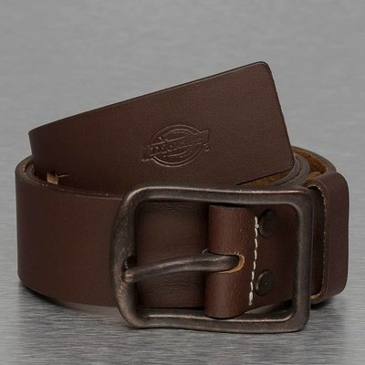 Dickies Helmsburg Belt Brown Small / Medium