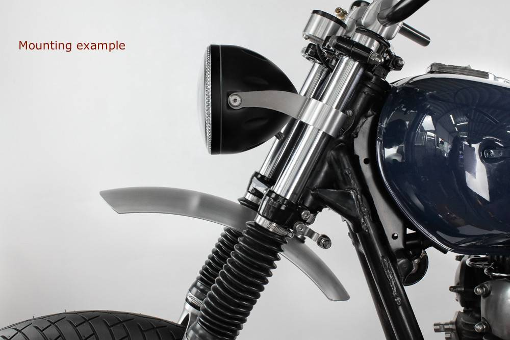 Yamaha Xs Cafe Racer Fender