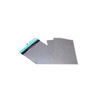 Feuille pour joints en papier 195x120x1,2MM
