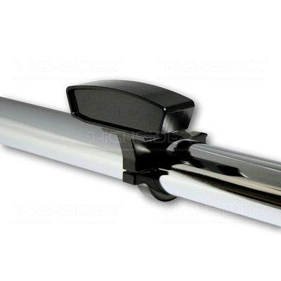 Highsider CNC Aluminium Indication Lights Black