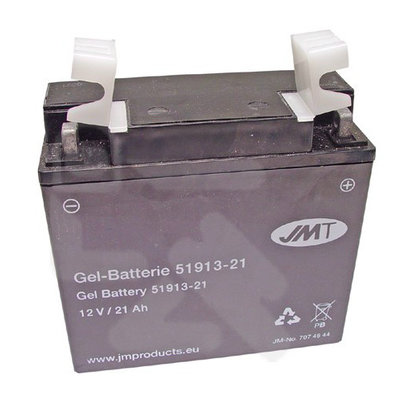 JMT 519.13 Gel Battery 21A BMW