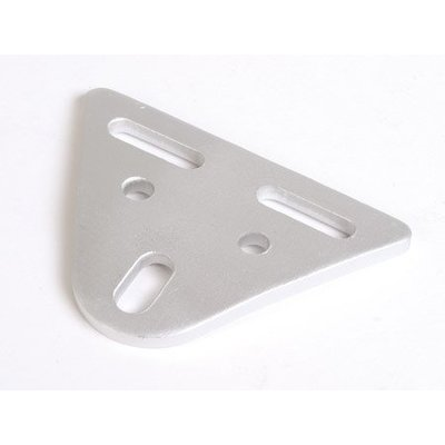 Universal Bracket for One 3 1/2 inch or 4 1/2 inch Headlight