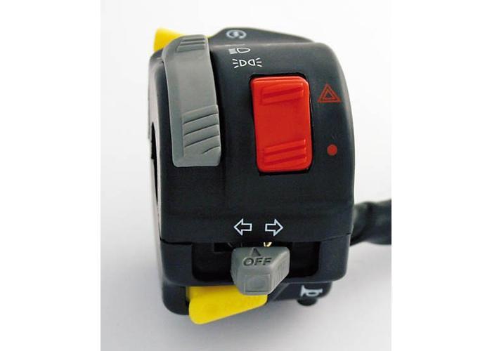 Handle-bar Switch, left Type 6