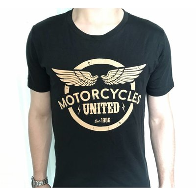 Cafe Racers United Motorcycles United T-Shirt