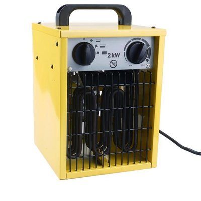 Chauffage pour atelier 2000W - Cable de 150 CM