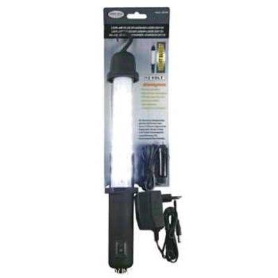 Lampe d'inspection rechargeable avec 25 LED + chargeur 220V/12V B/V