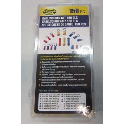 Kabelschuh Set 150 Tlg