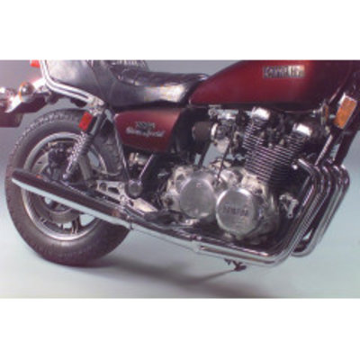 MAC Exhausts Yamaha XS 1100 4-in-2 Auspuff
