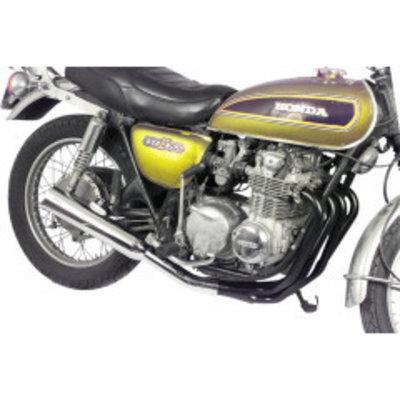 MAC Exhausts Honda CB 500/550 4-in-1 Auspuff Megaphone Schwarz/Chrome