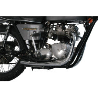 MAC Exhausts Triumph 60-63 Chr Headpipes Replacement