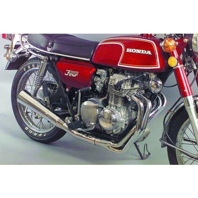 MAC Exhausts Honda CB 350 4-in-1 Auspuff Megaphone