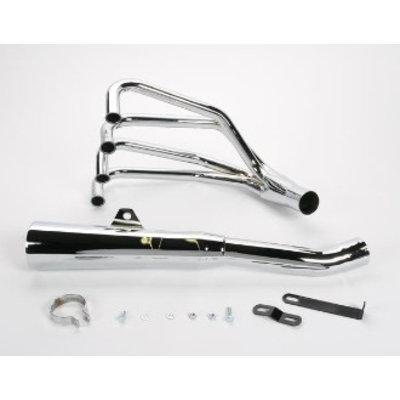 MAC Exhausts Honda CB 500/550 4-In-1 Auspuff Megaphone