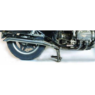 MAC Exhausts Honda GL 1200 4-in-2 auspuffanlage Turn Down