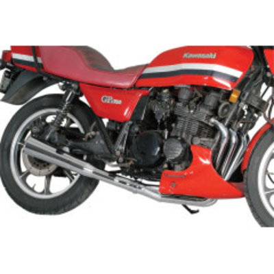 MAC Exhausts Kawasaki KZ 650/750 4-in-1 auspuffanlage Megaphone