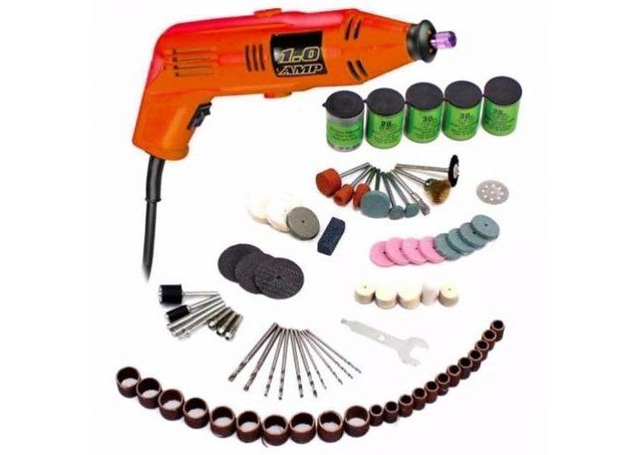 Dremel set with 164 Accessories