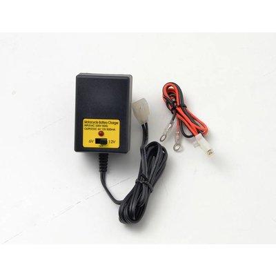Emgo Chargeur de batterie de 6 et 12 volts