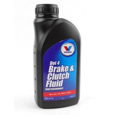 Valvoline DOT 4 Brake Fluid 500ML