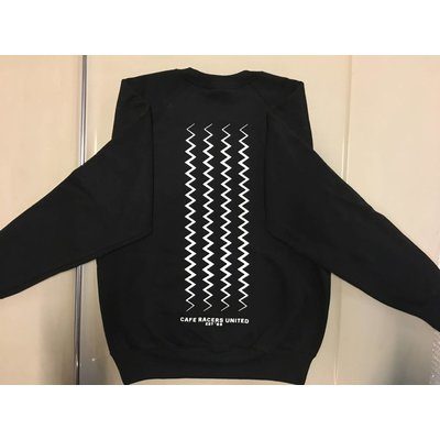 MCU Sweater Cafe Racers United Black