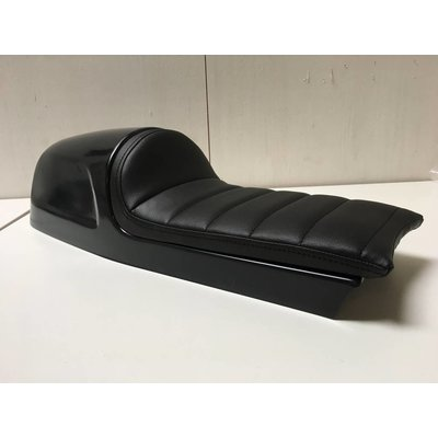 "C.Racer Cafe Racer ""Imola"" Seat Tuck 'N Roll Black Type 6"