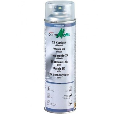 Colormatic 2K Transparant Spray 500ML