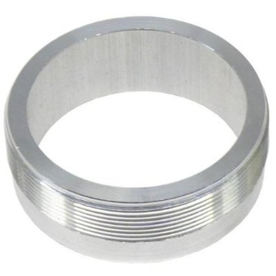 """MCU Aluminium 2,5 """"Flansch mit Gewinde (für Monza Kappen)"""