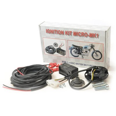 Electronic Ignition 12 Volt