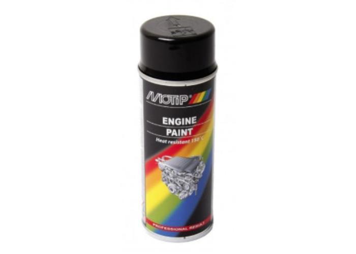 Motip Engine Paint Black 400ML