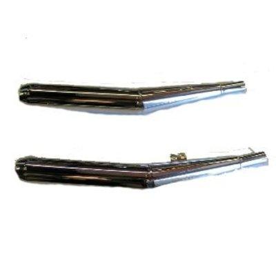 MAC Exhausts BMW R65 Schalldämpfer