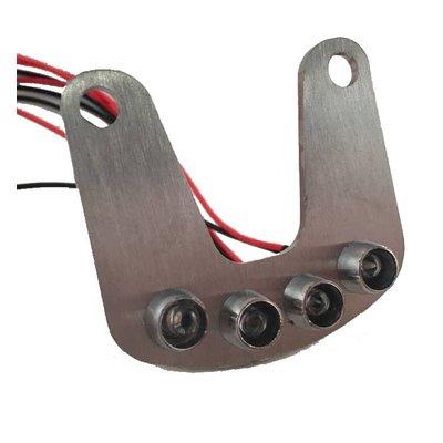 Kontrollleuchte Plug & Play Daytona Velona Typ 1