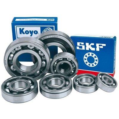 SKF Roulement de roue 6204-2RS