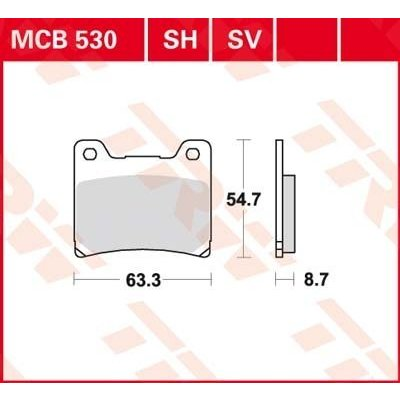 TRW MCB776V - Copy - Copy - Copy