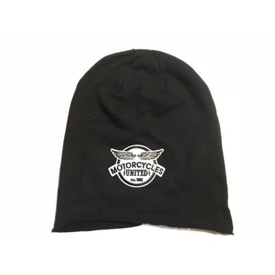 Motorcycles United Motorcycles United Beanie - Schwarz