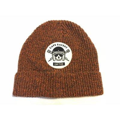 MCU Skull Docker Mütze - Naranja