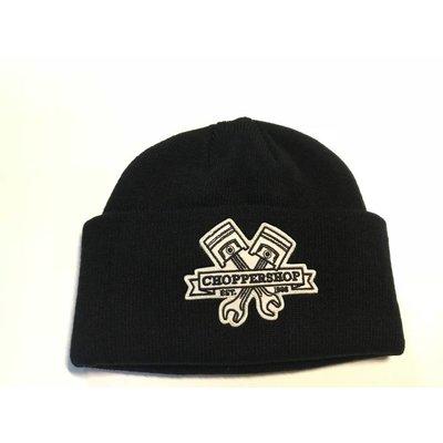 MCU Choppershop Docker Hat Black
